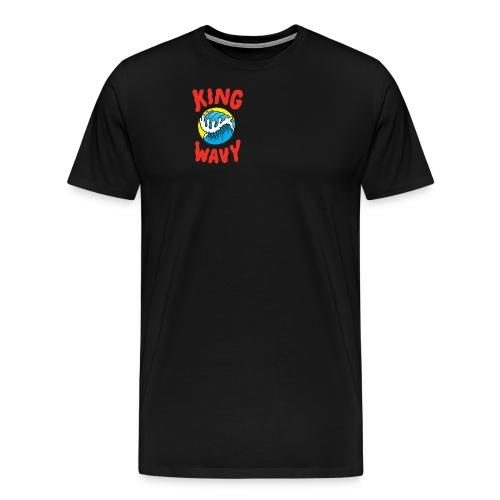 KYLE - King Wavy - Men's Premium T-Shirt