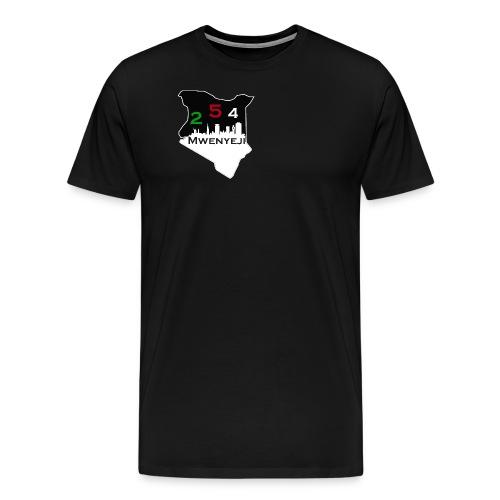 Mwenyeji Wa Kenya - Men's Premium T-Shirt