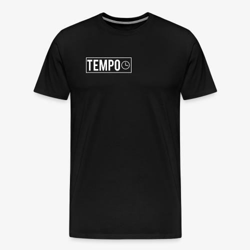 Tempo - Men's Premium T-Shirt