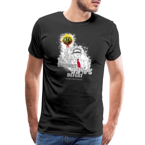 Tronald Dump - Men's Premium T-Shirt