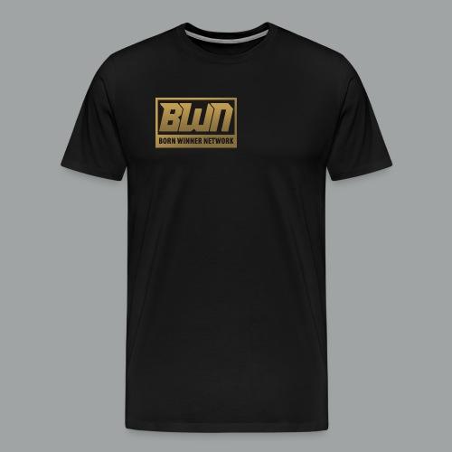 BWN (Gold) - Men's Premium T-Shirt