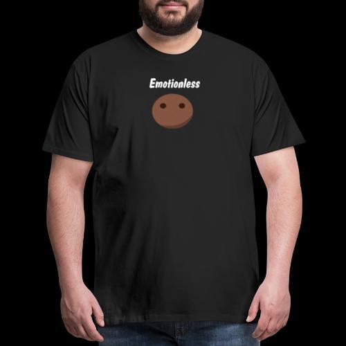 Emotionless White - Men's Premium T-Shirt