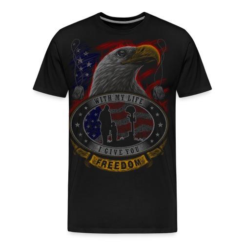 eagle7 - Men's Premium T-Shirt