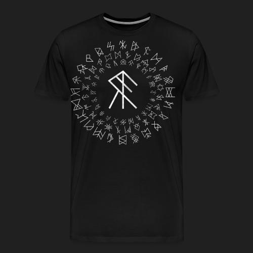 Runed Age - Men's Premium T-Shirt