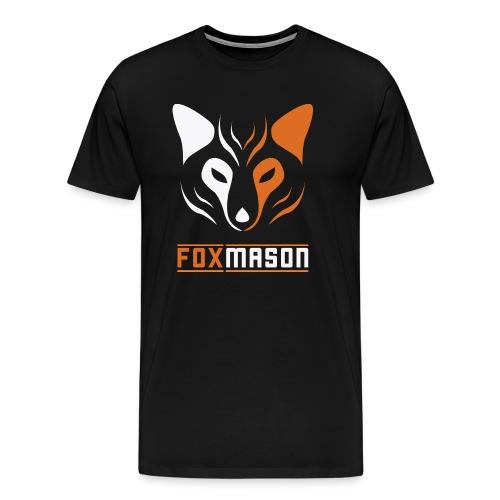 shirt vector version png - Men's Premium T-Shirt