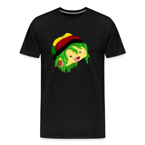 rasta taco - Men's Premium T-Shirt