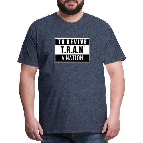 TRAN PA jpg - Men's Premium T-Shirt