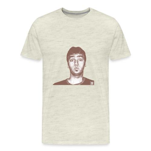 Miniwargamer Jay Face - Men's Premium T-Shirt