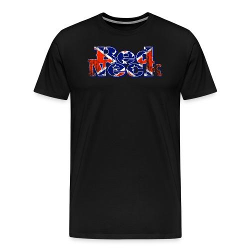 Red Neck - Letters - Men's Premium T-Shirt
