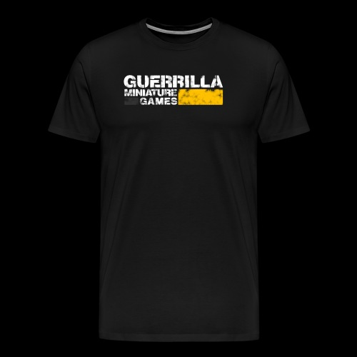 GMG Logo Tee 2 - Men's Premium T-Shirt