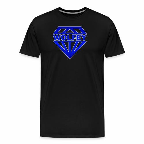 Diamond PNG - Men's Premium T-Shirt