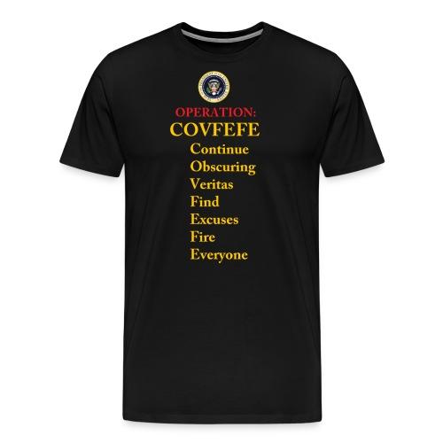 covfefe - Men's Premium T-Shirt