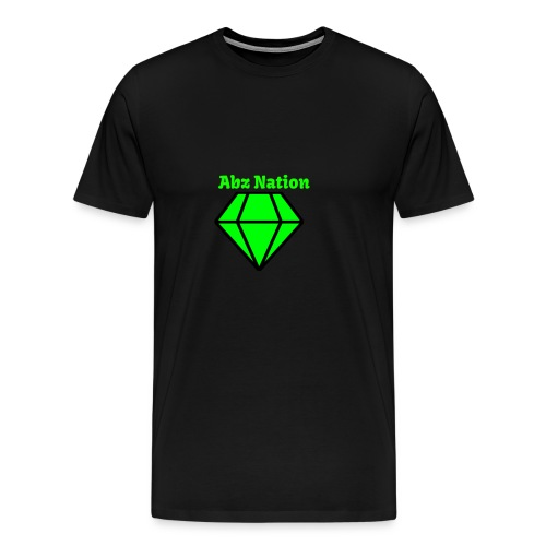 Green Diamond Merchandise - Men's Premium T-Shirt