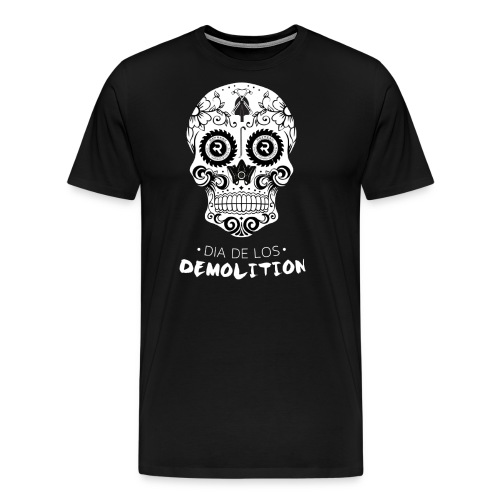 Day of the Demolition - Men's Premium T-Shirt