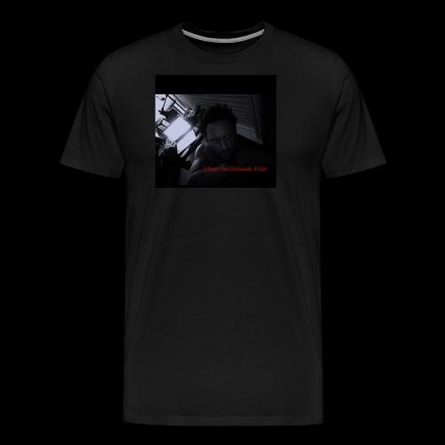 Where the Sidewalk Ends - Men's Premium T-Shirt