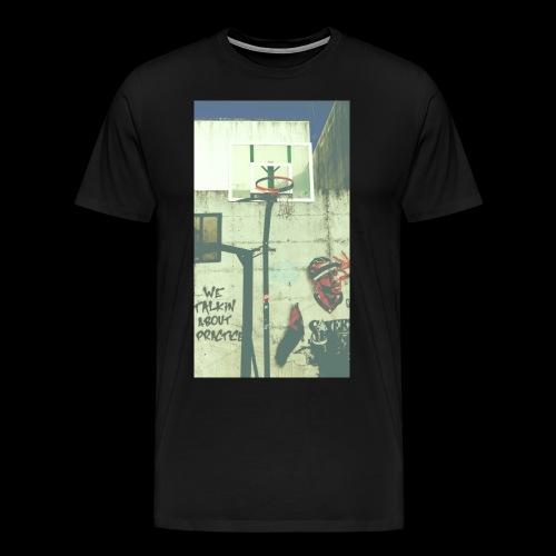 20181223 HH1233 0000 - Men's Premium T-Shirt