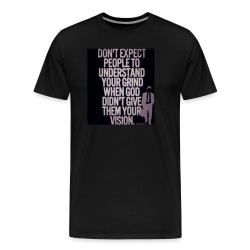 HUSTLE 10 - Men's Premium T-Shirt