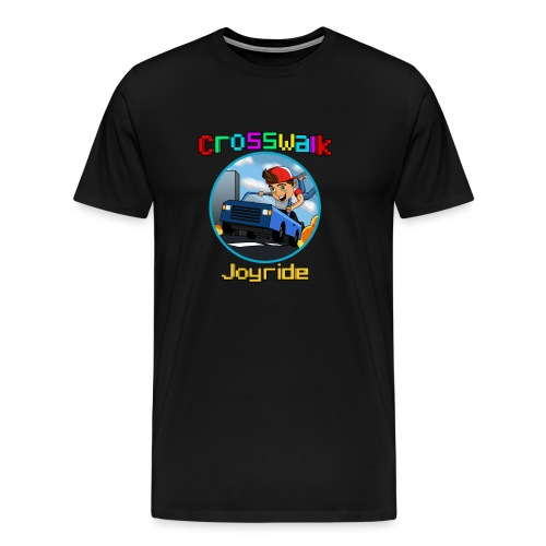 Crosswalk Joyride - Men's Premium T-Shirt