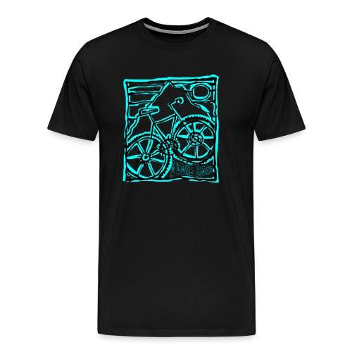 I Like Bike - Men's Premium T-Shirt