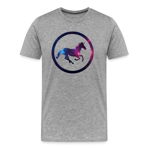 Believe Unicorn Universe 1 - Men's Premium T-Shirt