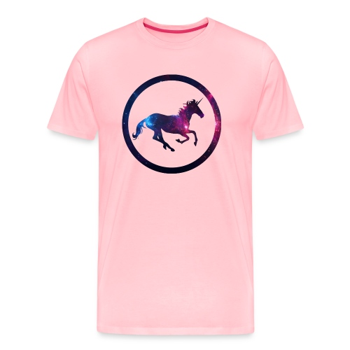 Believe Unicorn Universe 1 - Men's Premium T-Shirt