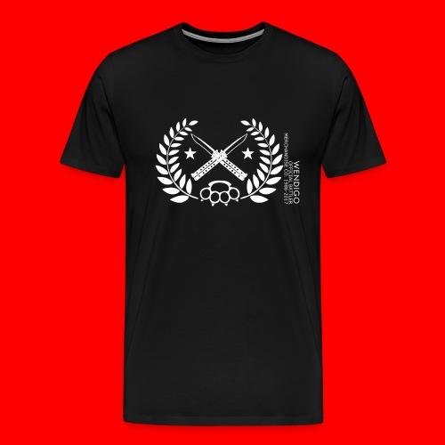 lehatwhite png - Men's Premium T-Shirt