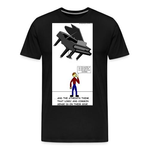 Common Sense - Men's Premium T-Shirt