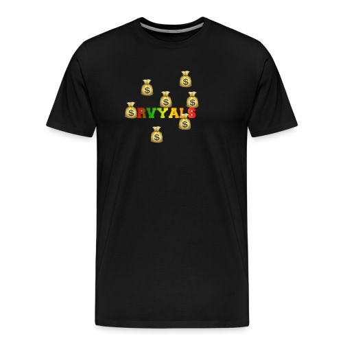 rasta rvyal - Men's Premium T-Shirt