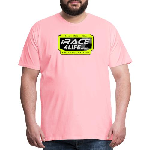 iR4L Logo - Men's Premium T-Shirt