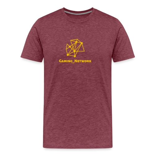 gaming network gold - Men's Premium T-Shirt