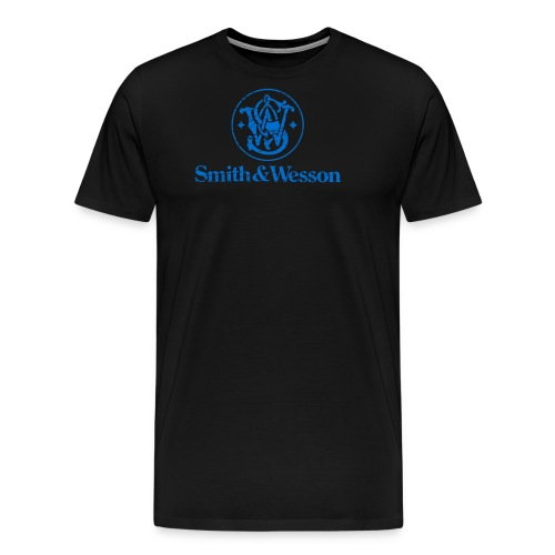 Smith & Wesson (S&W) - Men's Premium T-Shirt