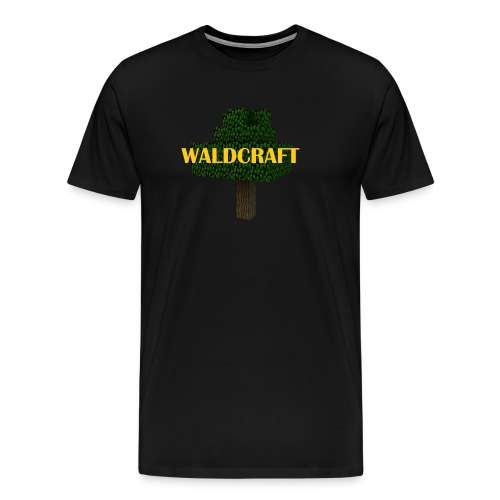 WALDCRAFT LOGO - Men's Premium T-Shirt