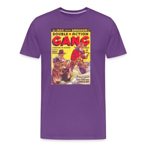 193605touchedcropped - Men's Premium T-Shirt