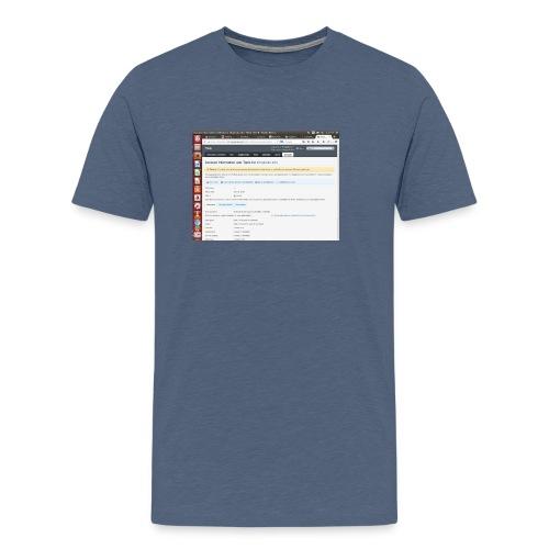 Screenshot from 2016 09 07 02 14 53 - Men's Premium T-Shirt