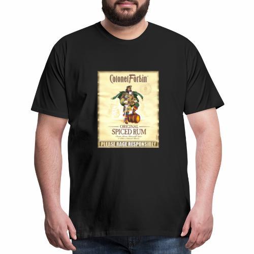colonelforbin - Men's Premium T-Shirt