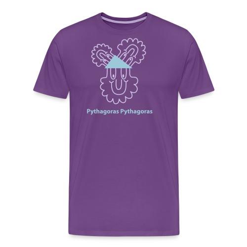 Pythagoras Pythagoras - Men's Premium T-Shirt