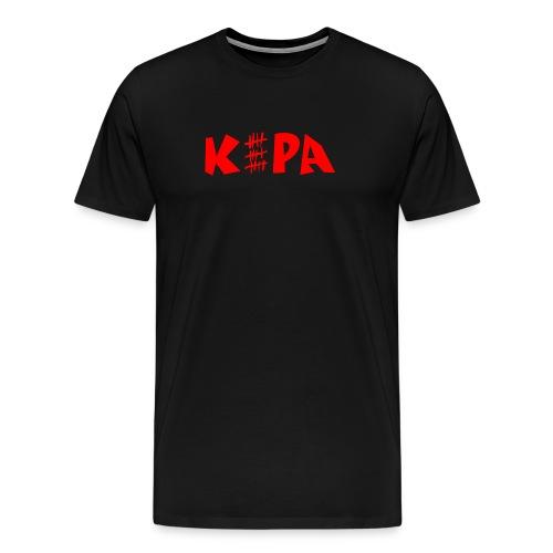 lostKepa png - Men's Premium T-Shirt