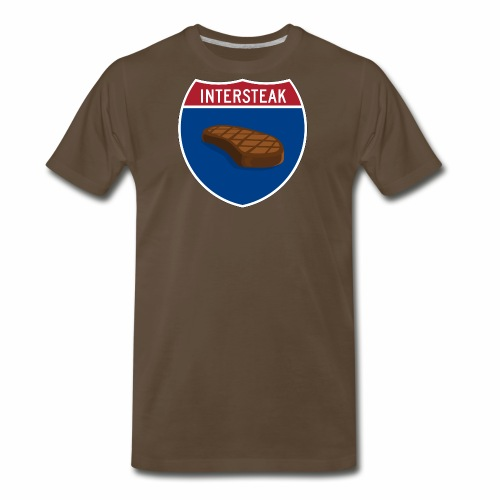 Intersteak - Men's Premium T-Shirt
