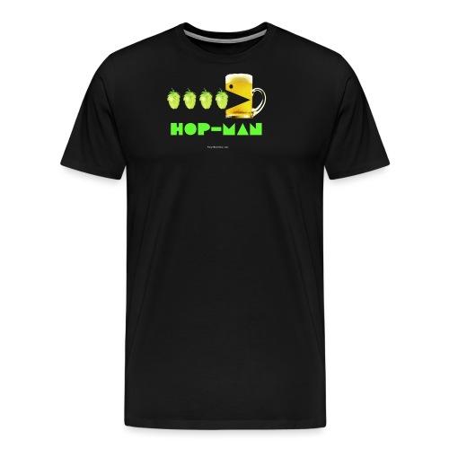 Hop Man Women's Long Sleeve T-Shirt - Men's Premium T-Shirt
