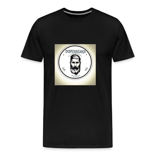 DUPERBEARD - ORIGINAL OIL - Men's Premium T-Shirt