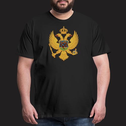 RSB Coat Of Arms - Men's Premium T-Shirt