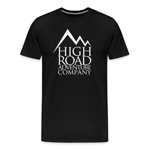 High Road Adventure Company Logo - Men's Premium T-Shirt
