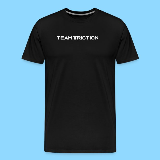 Team Friction Text Logo