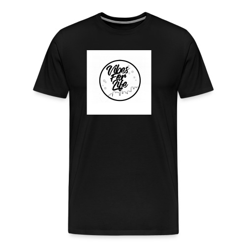 Vibes For Life Brand - Men's Premium T-Shirt