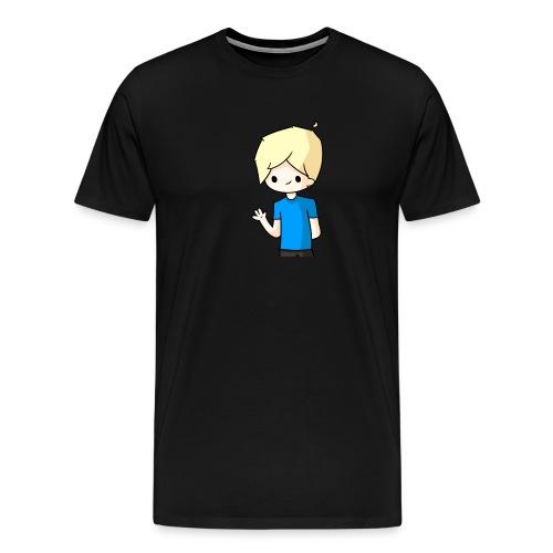 Simple Dood Two - Men's Premium T-Shirt