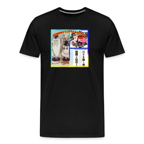 Kimberly's Little Boutique - Men's Premium T-Shirt