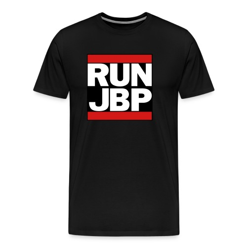 RUN JBP - Men's Premium T-Shirt