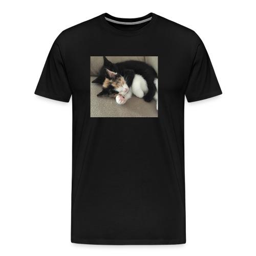 5F915AF8 2130 4C95 9CE8 53397D1678DE - Men's Premium T-Shirt
