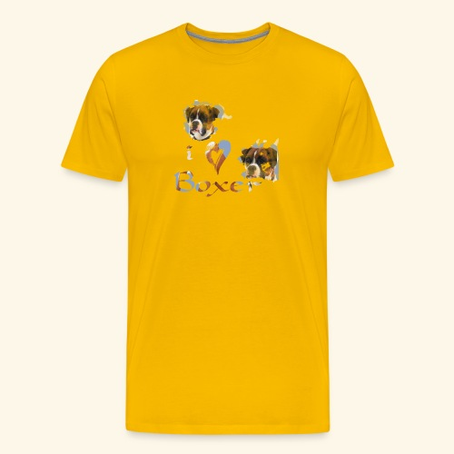 Boxer - Men's Premium T-Shirt
