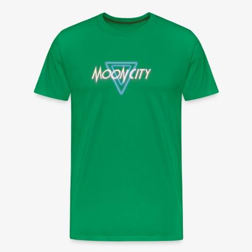 Moon City Logo - Men's Premium T-Shirt